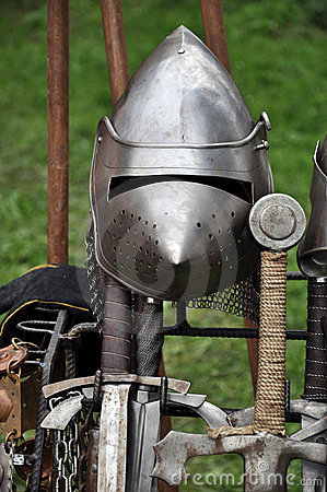 Historic Armor Royalty Free Stock Images - Image: 14322919