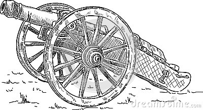 Historic artillery