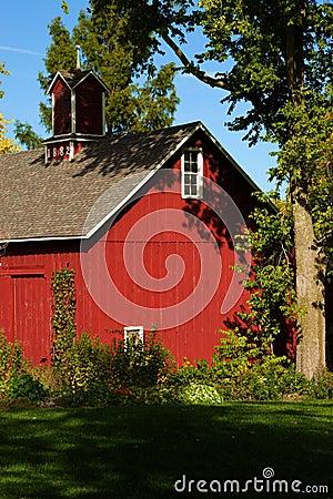 Free Historic Barn Stock Photography - 561612