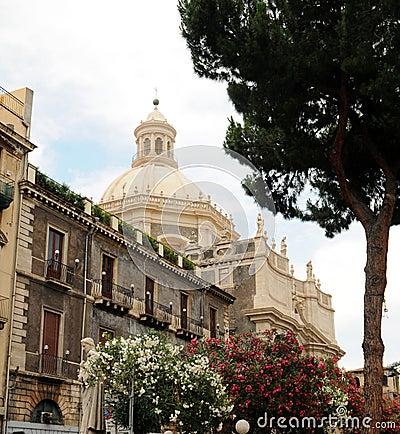 Historic Baroque church