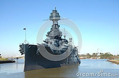 Historic Battleship