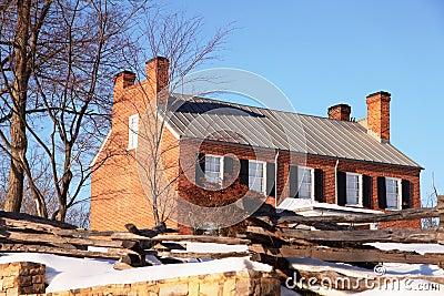 Historic Blenheim House, Fairfax, Virginia