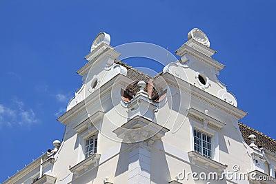 Transylvanian saxon building