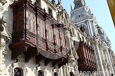 Historic Building, Lima City