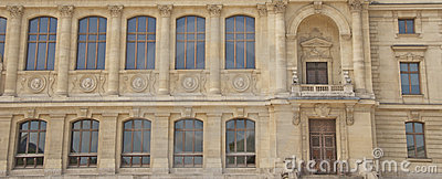 Historic building in Paris