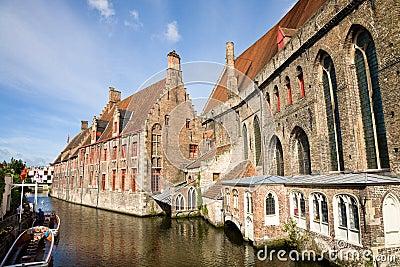 Historic center, Bruges