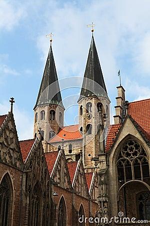 Historic centre of Braunschweig