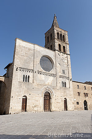 Historic church in Bevagna
