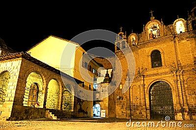 Historic church Peru