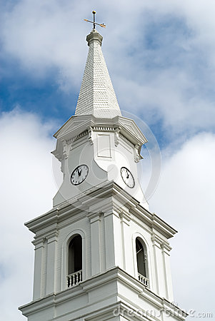 Historic Church Steeple