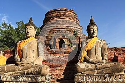 Historic City of Ayutthaya,Thailand