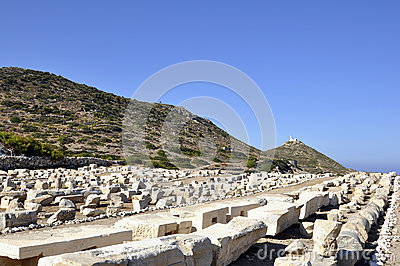 Historic city of Knidos