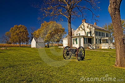 Historic Civil War Homestead