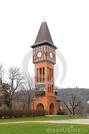 Free Historic Clock Tower Stock Image - 65361581