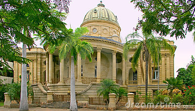 Historic Customs House,Rockhampton