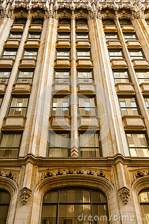 Free Historic Department Store Facade, Pittsburgh Royalty Free Stock Image - 73190996