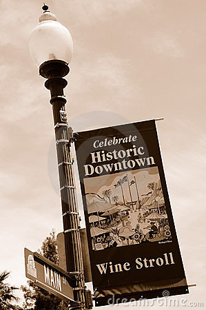 Historic Downtown Banner