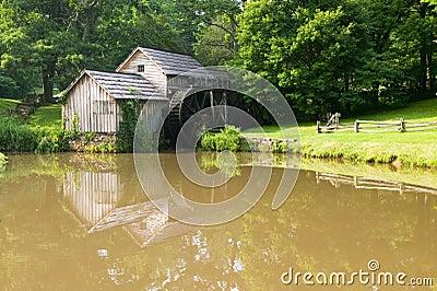 Historic Edwin B. Mabry Grist Mill