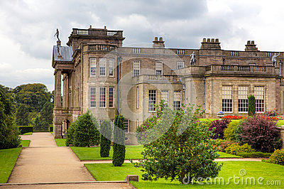 Historic English Stately Home