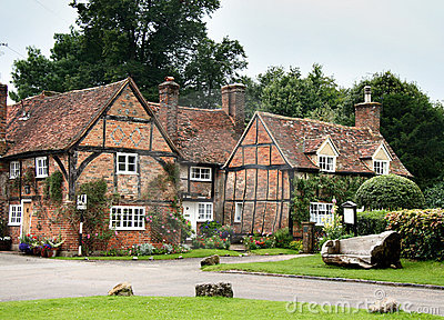 Historic English Village