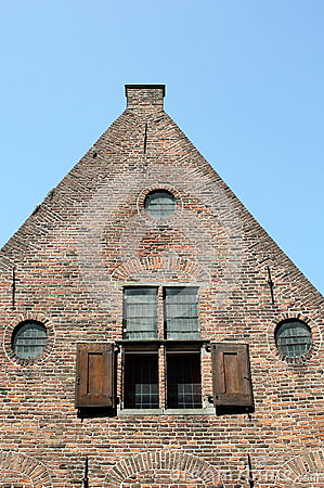 Historic facade