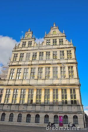 Free Historic Facade (old City Hall) Royalty Free Stock Photo - 68201525