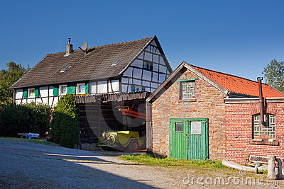 Historic Farmhouse, Germany