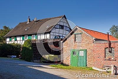 Historic Farmhouse, Germany