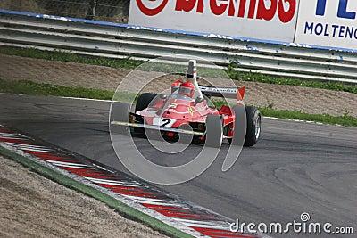 Historic formula 1 Editorial Image