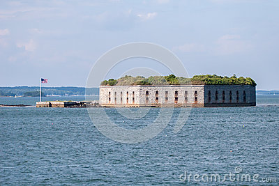 Historic Fort Gorges