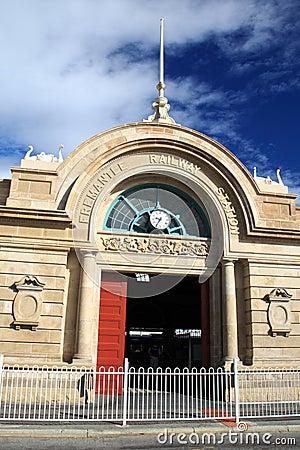 Historic Fremantle Editorial Stock Photo