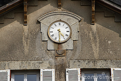 Historic French Clock