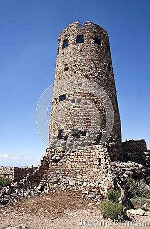 Historic Grand Canyon Desert View Watchtower