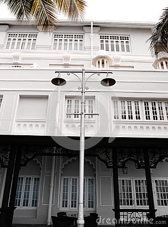 Historic heritage hotel in Georgetown, Malaysia