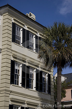 Historic home in Charleston