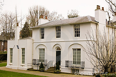 Historic Home of Poet John Keats