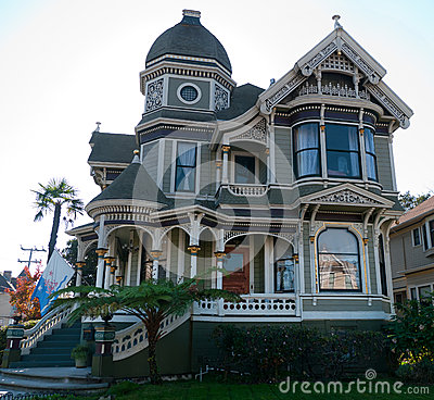 Historic house in Alameda CA