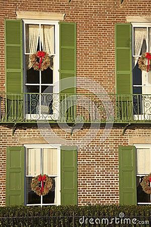 Historic house in Charleston