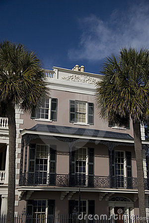 Historic house in Charleston