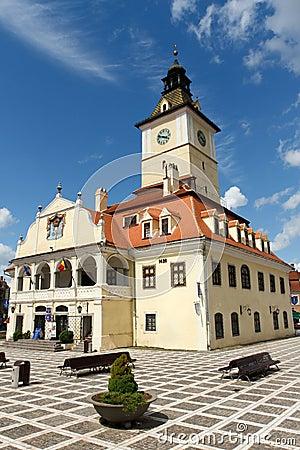 Historic House In Transylvania