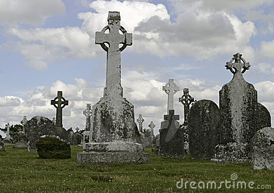 Historic Ireland Cemetery