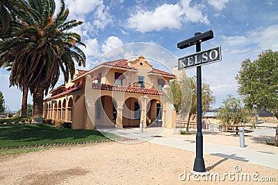 Historic Kelso Depot