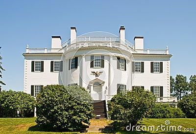 Historic Knox mansion