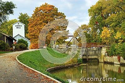 Historic Ludwig Mill