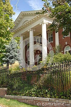 Historic Mansion 1