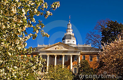 Historic Maryland State Capitol