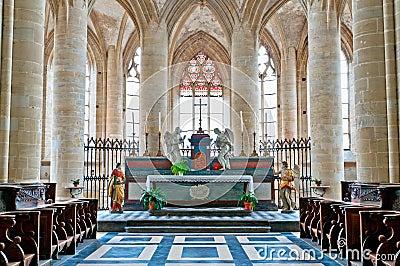 Historic and monumental church