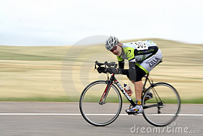 The Historic Morgul-Bismarck Road Race Editorial Stock Image