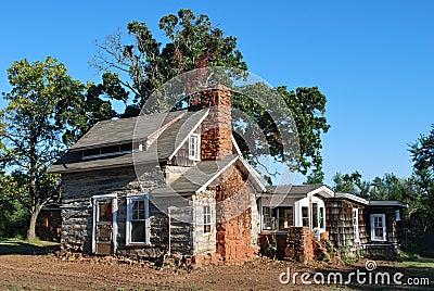 Historic Oklahoma Home