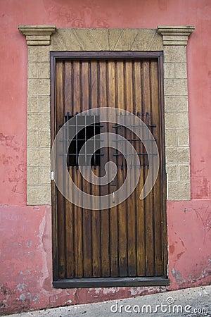 Historic Old San Juan - Old Wooden Doors